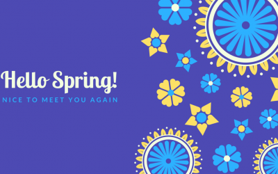 Happy First Day of Spring: We 're So Happy to See You