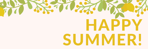 dGC Newsletter Happy Summer