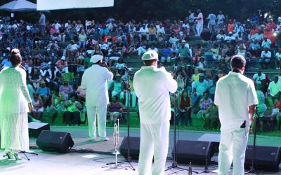 17th Annual Jefferson Street Jazz & Blues Festival Brings Over 4000 Out From 17 States