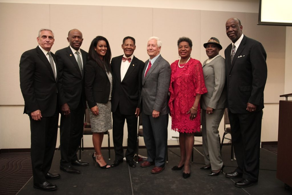 NAACP - Nashville Branch 2017 Honorees and Leadership