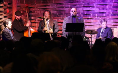 TN Jazz & Blues Society Kicks off 2018 with SOLD OUT Concert.
