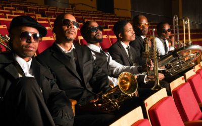 Hypnotic Brass Ensemble Preforms Their First Single, 'Mary', From Upcoming Album 'Bad Boys of Jazz' and Announces Release Date