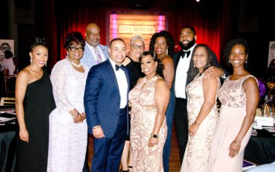 Team dGC Celebrates Focused Favor at the Watson Grove 130th Anniversary Gala
